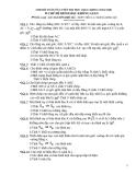 100 Bài toán ôn luyện đại học chủ đề hình học không gian - gv: Nguyễn Đức Bá - thpt tieu la thăng bình qn