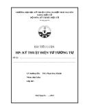 Bài tiểu luận : HP kỹ thuật điện tử tương tự