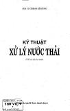 Kỹ thuật xử lý rác thải - PGS.TS Trịnh Lê Hùng