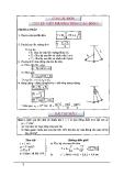 Con lắc đơn - Chu kỳ - Viết phương trình dao động