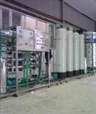 Giới thiệu Hệ thống tự động hóa xử lý nước thải
