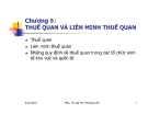 Bài giảng Tài chính quốc tế - Chương 8