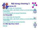 Chuong 3 Sử dụng chemoffice