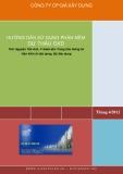 Hướng dẫn sử dụng phần mềm dự thầu GXD - ThS Nguyễn Thế Anh