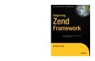 Apress beginning zend framework 2009