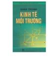 Giáo trình Kinh tế môi trường - PGS.TS. Hoàng Xuân Cơ