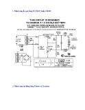 Mạch nạp ắc qui dùng IC LM317 hoặc LM350