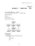 Điều khiển PLC -  Chương 3  HỆ THỐNG VÀ PHẦN CỨNG PLC