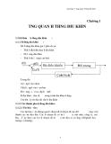 Điều khiển PLC - Chương 1: Tổng quan hệ thống điều khiển