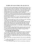 Tài liệu TƯ TƯỞNG HỒ CHÍ MINH VỀ ĐẢNG CỘNG SẢN VN