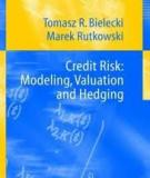 Credit Risk - Modeling, Valuation & Hedging