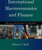 International Macroeconomics & Finance Theory