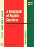 A HANDBOOK OF ENGLISH GRAMMAR R.W.Zandvoort