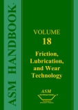 The Materials Information Company Publication friction lubrication and wear technology volume 18