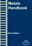 Publication Information and Contributors Metals Handbook Desk