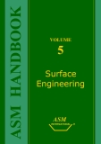 Volume 5 Surface Engineering Publication Information and surface engineering