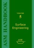 Volume 5 Surface Engineering Publication Information and surface engineering