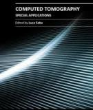 COMPUTED TOMOGRAPHY – SPECIAL APPLICATIONS