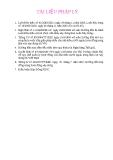 Lựa chọn nhà thầu theo qui định của luật đấu thầu