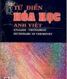 Từ điển Hóa học Anh-Việt - NXB Khoa học và Kỹ thuật