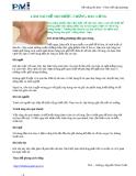 Làm sao để trị được chứng đau lưng