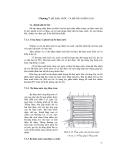 Chương 7: Bộ hâm nước và bộ sấy không khí lò hơi