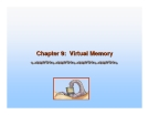 Operating System Concepts - Chapter 9: Virtual Memory
