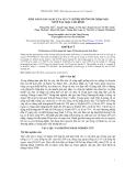 Báo cáo khoa học : KHẢ NĂNG SẢN XUẤT CỦA VỊT CV-SUPER-M3 ÔNG BÀ NHẬP NỘI NUÔI TẠI TRẠI CẨM BÌNH