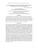 Báo cáo khoa học :  XÁC ĐỊNH GIÁ TRỊ pH VÀ HÀM LƯỢNG CỦA MỘT SỐ CHẤT DINH DƯỠNG TRONG DỊCH DẠ CỎ CÁC LOÀI GIA SÚC NHAI LẠI