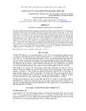 Báo cáo khoa học :  NĂNG SUẤT CỦA NGAN PHÁP ÔNG BÀ R71SL NHẬP NỘI