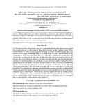 Báo cáo khoa học :  CHỌN LỌC NÂNG CAO TÍNH TRẠNG SỐ CON SƠ SINH SỐNG/Ổ ĐỐI VỚI NHÓM LỢN MÓNG CÁI MC3000 BẰNG CHƯƠNG TRÌNH PIGBLUP