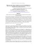 Báo cáo khoa học : PHÂN LẬP, TUYỂN CHỌN VÀ ĐÁNH GIÁ CÁC ĐẶC TÍNH PROBIOTIC CỦA MỘT SỐ CHỦNG VI SINH VẬT HỮU ÍCH ĐỂ SẢN XUẤT CÁC CHẾ PHẨM PROBIOTIC DÙNG TRONG CHĂN NUÔI