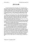 Đồ án học phần 1A: Hệ thống điện năng lượng mặt trời