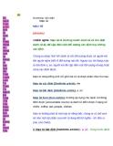 Grammar căn bản - Mạo từ