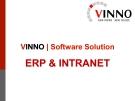 So sánh ERP và Intranet