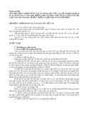 Nghị quyết của luật dân sự về bồi thường thiệt hại ngoài hợp đồng
