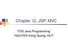 Java C12. JSP, MVC