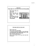 Chương 7: Công nghệ sản xuất thức ăn chăn nuôi công nghiệp