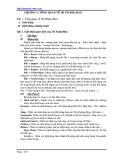 Chương 1: Tổng quan về 3d studio max