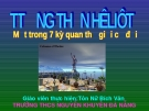 TƯỢNG THẦN HÊLIÔT - Một trong 7 kỳ quan thế giới cổ đại