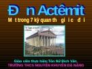 Đền Actêmit - Một trong 7 kỳ quan thế giới cổ đại