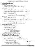 Phương pháp giải toán điện xoay chiều