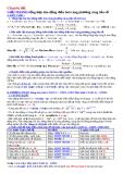 Chuyên đề: Giải nhanh tổng hợp dao động điều hoà cùng phương cùng tần số