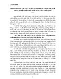 Chuyên đề 4: Những thành tựu có ý nghĩa quan trọng trong lịch sử quan hệ đặc biệt Việt Nam- Lào, Lào - Việt Nam