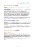 Phần 1: Giới thiệu phần mềm Aegisub