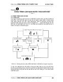 Giáo trình học Công nghệ xử lý nước thải
