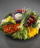 Những điều nên và không nên khi ăn rau quả
