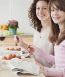 Thực phẩm không nên ăn buổi tối