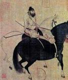 Ngựa trong tranh Trung Quốc