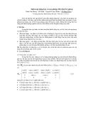 """Báo cáo """" Tính toán động học và mô phỏng 3D rôbốt Gryphon """""""